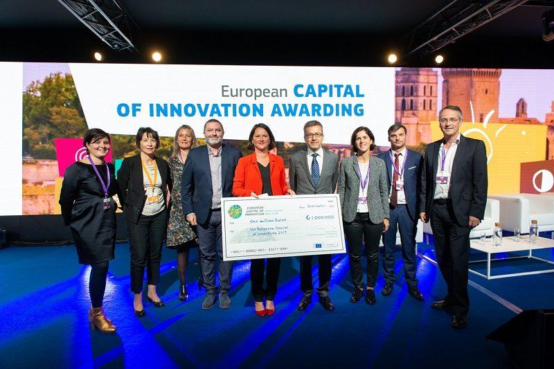 Europejska stolica innowacji`19, źródło Theodore Markovic KE
