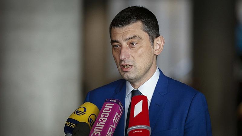 Giorgi Gacharia, źródło ministerstwo gospodarki i rozwoju Gruzji