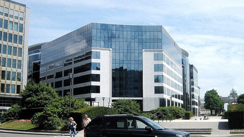 Siedziba Europejskiej Służby Działań Zewnętrznych, źródło wikimedia JLogan CC BY-SA 4.0