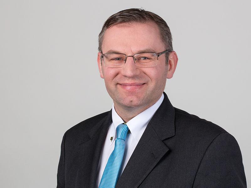 Norbert Lins, przewodniczący komisji ds. rolnictwa Parlamentu Europejskiego