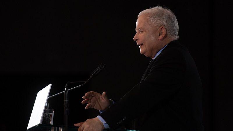 Prezes PiS Jarosław Kaczyński, źródło pis.org.pl