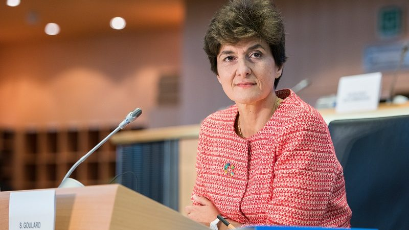 Sylvie Goulard, źródło PE