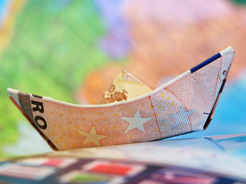 Euro, fot. klimkin [Pixabay]