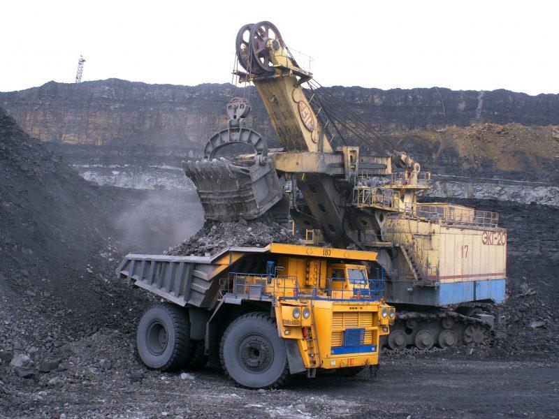 Kopalnia węgla [Pixabay]