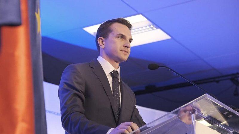 Adam Szłapka nowy przewodniczący Nowoczesnej, źródło facebok Nowoczesna