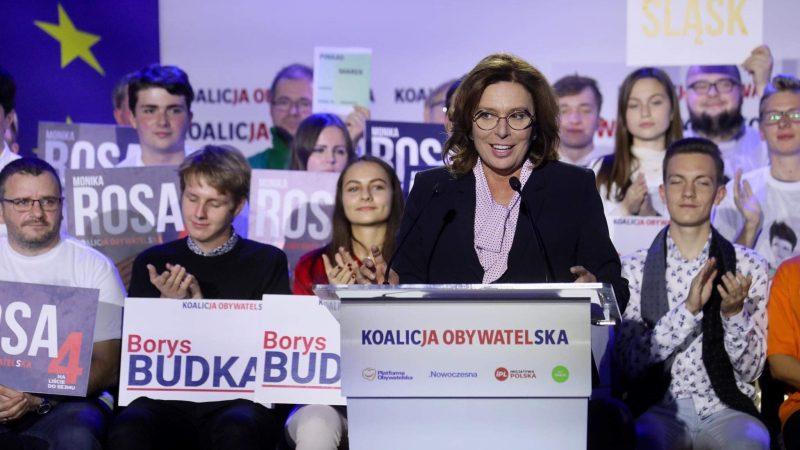 Małgorzata Kidawa Błońska, fot. twitter