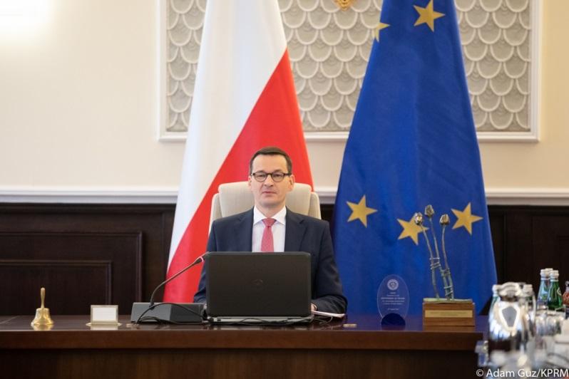 Premier Morawiecki, ostatnie posiedzenie rządu`19, źródło Adam Guz KPRM