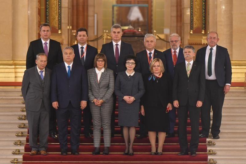 Szczyt szefów parlamentów państw Europy Południowo-Wschodniej, źródło Łukasz Błasikiewicz, sejm.gov