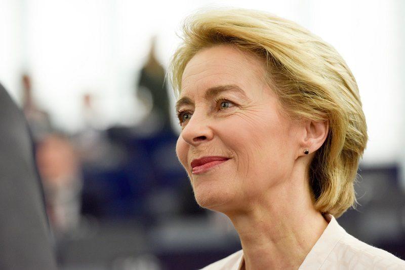 Ursula Von der Leyen, , źródło KE