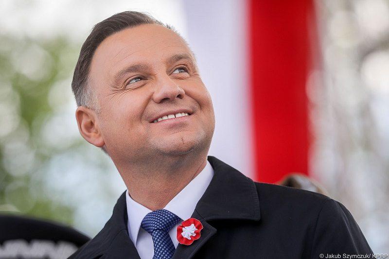 Andrzej Duda (porteret), źródło Jakub Szymczuk KPRP
