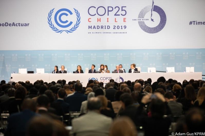 COP25 w Madrycie 2019, źródło Adam Guz KPRM