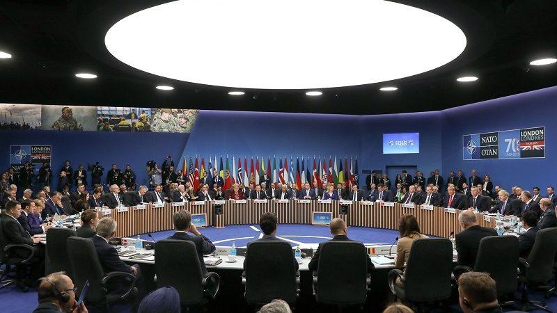 Szczyt NATO w Londynie źródło Krzysztof Sitkowski KPRP