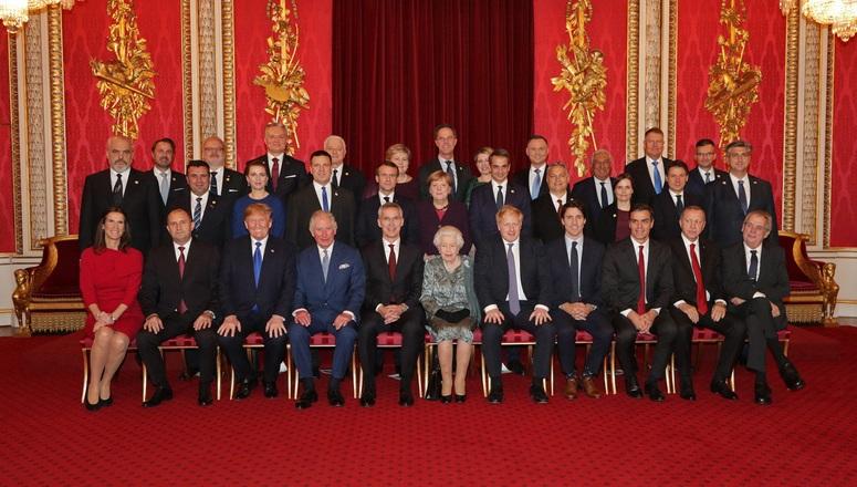 Inauguracja szczytu NATO w Londynie