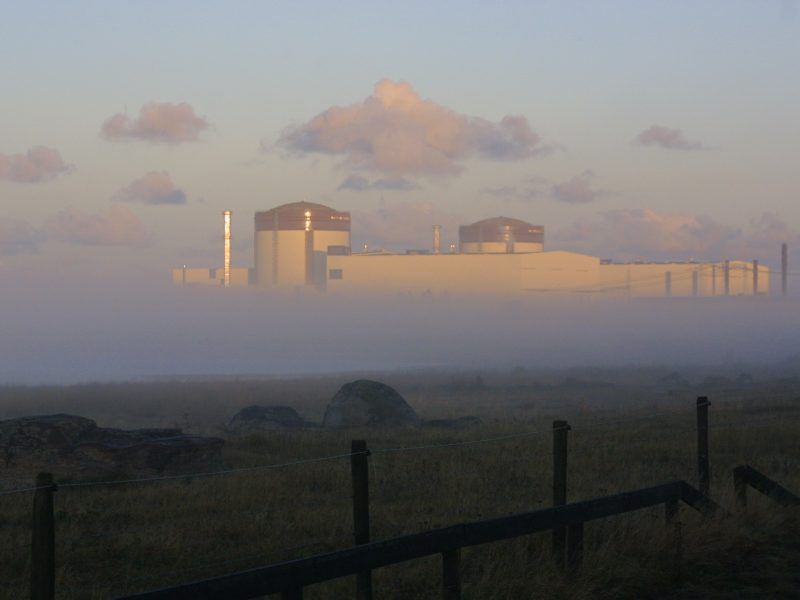 Elektrownia Ringhals, fot. Vatenfall [Flickr]