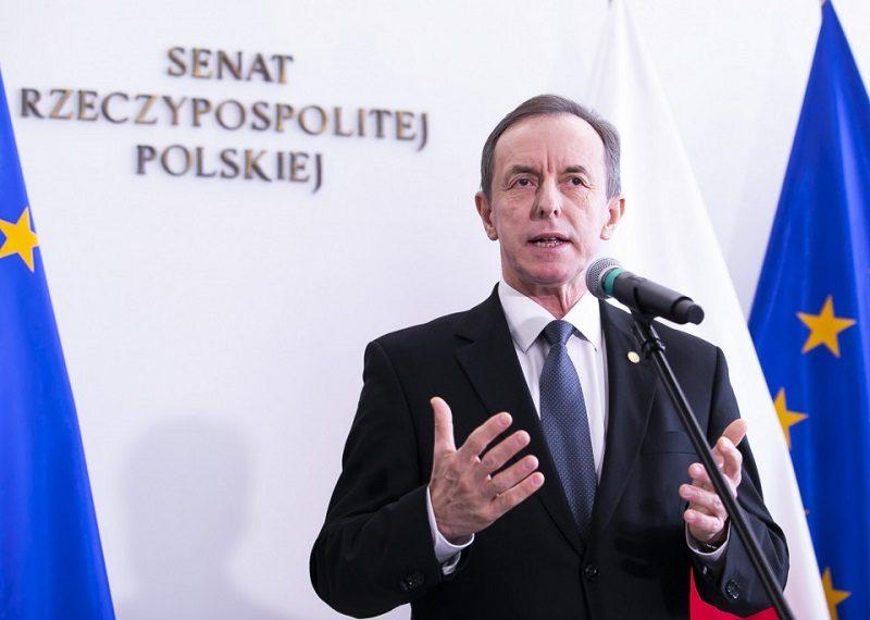 Marszałek Senatu Tomasz Grodzki, źródło Marta Machlewska senat.gov
