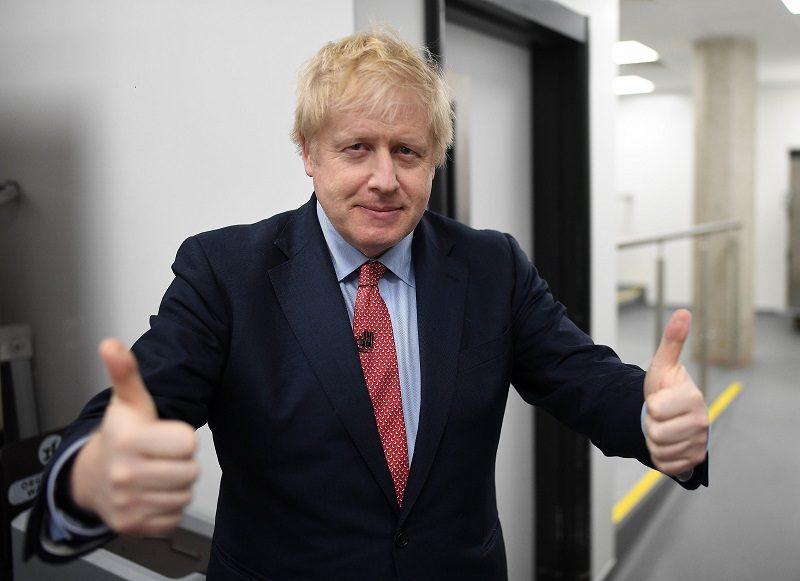 Premier Wielkiej Brytanii Boris Johnson, źródło twitter BorisJohnson