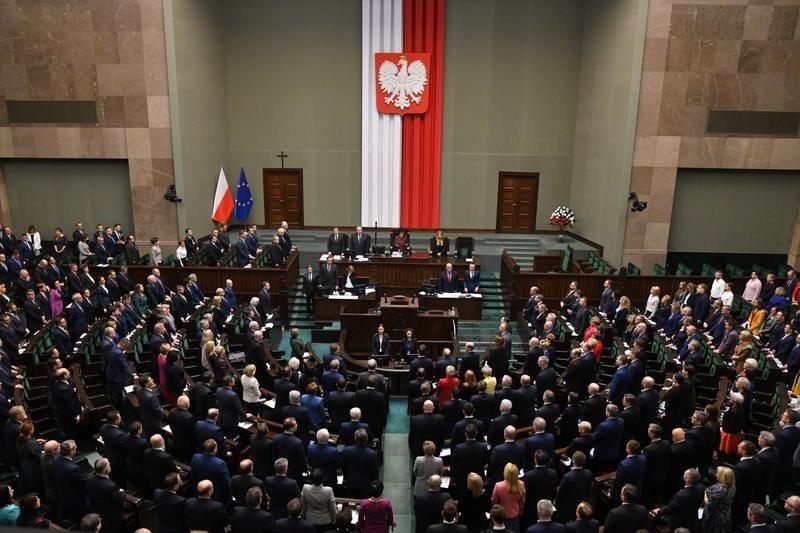 Sejm przyjął uchwałę ws. budżetu UE, źródło Łukasz Błasikiewicz, sejm.gov.pl