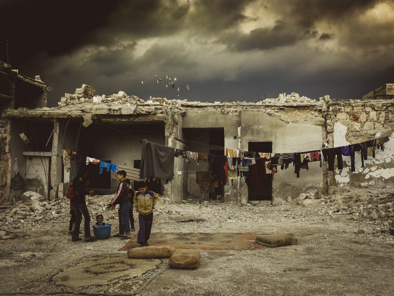 Syria pogrążona jest w wojnie domowej już przeszło dekadę