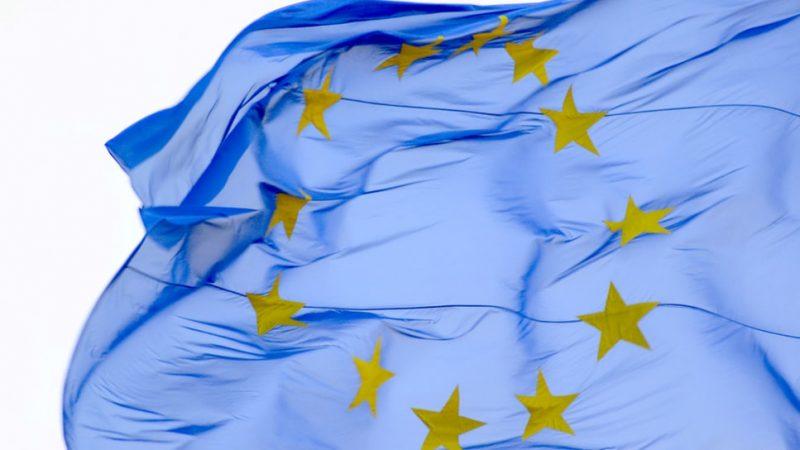 Flaga Unii Europejskiej / Zdjęcie via unsplash.com