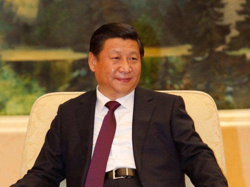 Xi Jinping, fot. Global Panorama [Flickr]