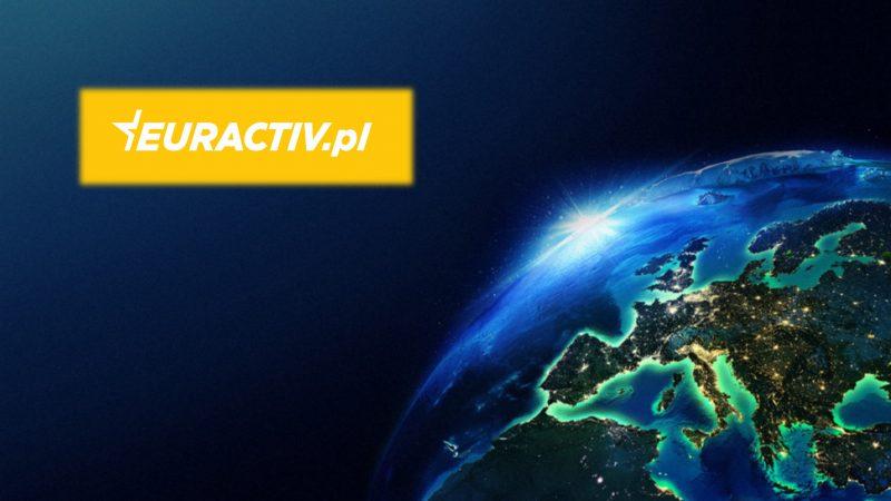 EURACTIV.pl na tle Europy