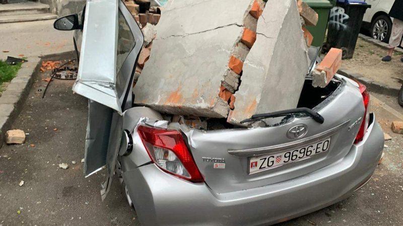 Trzęsienie ziemi w Chorwacji. Fot. Tea Trubić, EURACTIV.hr