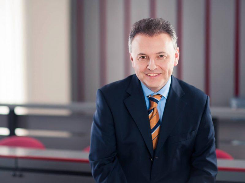 prof. Witold Orłowski. fot. WUT Business School. Źródło - Facebook