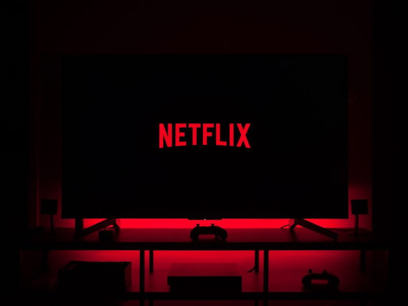 Netflix. Photo by Thibault Penin on Unsplash