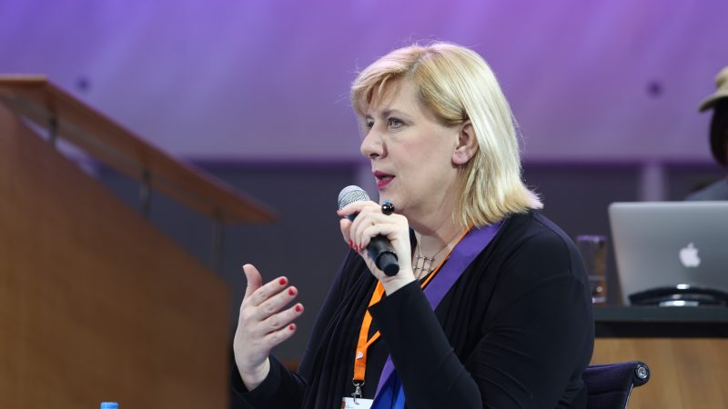Dunja Mijatović, fot. Deutsche Welle [Flickr]