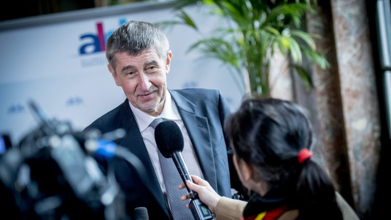 Andrej Babis, fot. ALDE Party [Flickr]