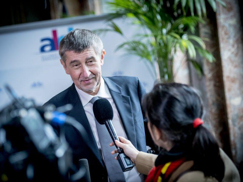 Andrej Babis, fot. ALDE Party [Flickr]