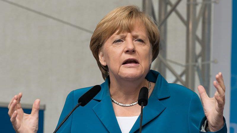 Kanclerz Niemiec Angela Merkel, pandemia, koronawirus