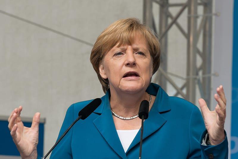 Kanclerz Niemiec Angela Merkel, źródło: www.angela-merkel.de (CC0 Public Domain)