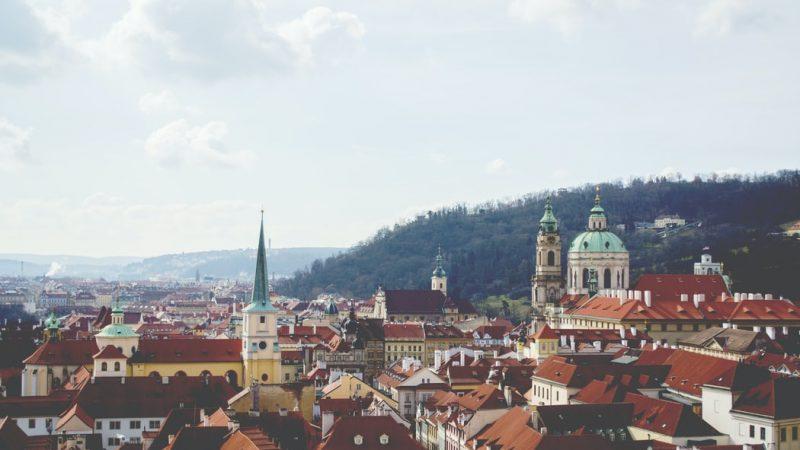 Praga, Czechy [unsplash]