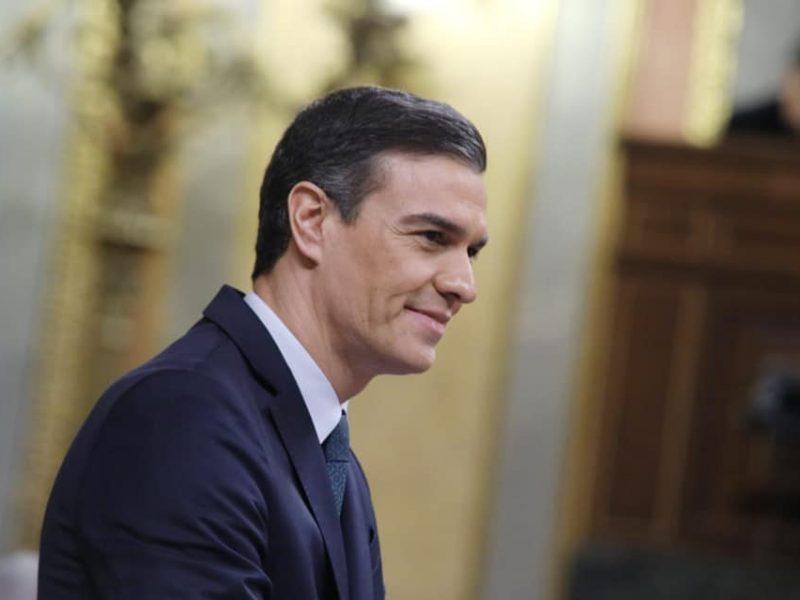 Premier Hiszpanii Pedro Sanchez, PSOE, facebook