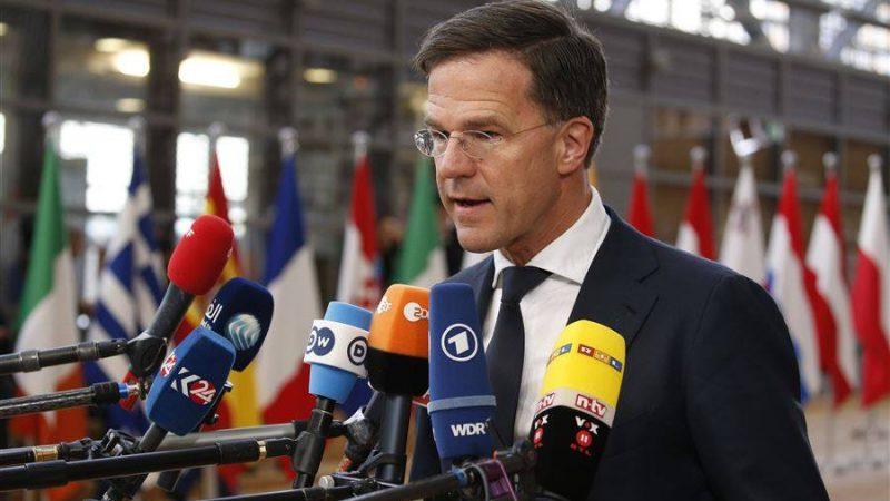 Premier Holandii Mark Rutte [ Minister-president Facebook]