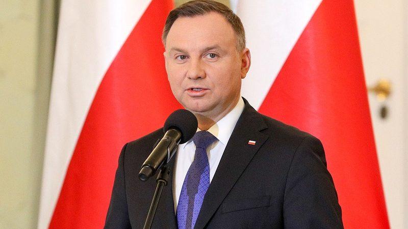Prezydent Andrzej Duda, źródło Igor Smirnow KPRP