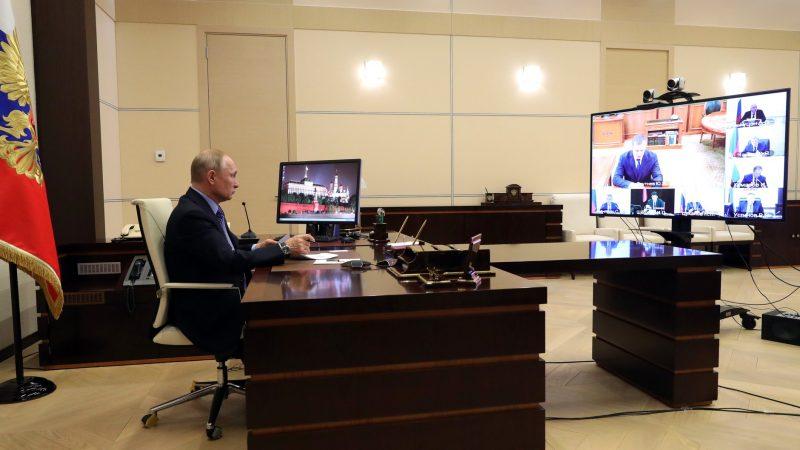 Władimir Putin, fot. President of Russia [Twitter]