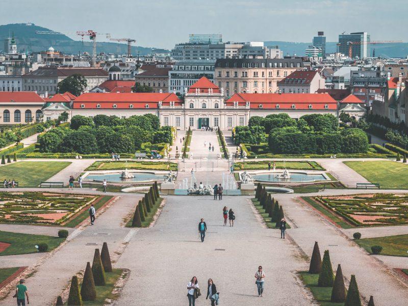 Wiedeń [Unsplash]