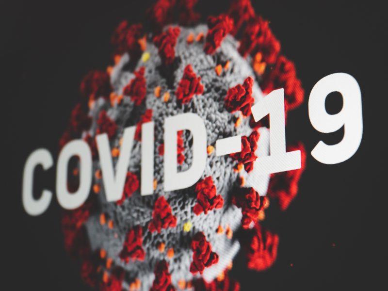 COVID-19. Photo by Martin Sanchez on Unsplash