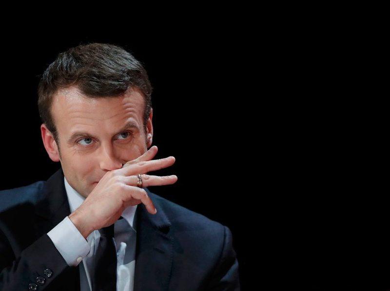 Prezydent Francji Emmanuel Macron mógłbyć podsłuchiwany przez marokańskie służby / Zdjęcie via flickr.com @Jeso Carneiro, licencja (CC BY-NC 2.0)