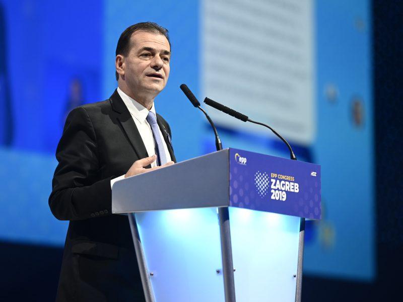 Premier Rumunii Ludovic Orban od dawna zapowiadał chęć zerwania umowy z CGN.