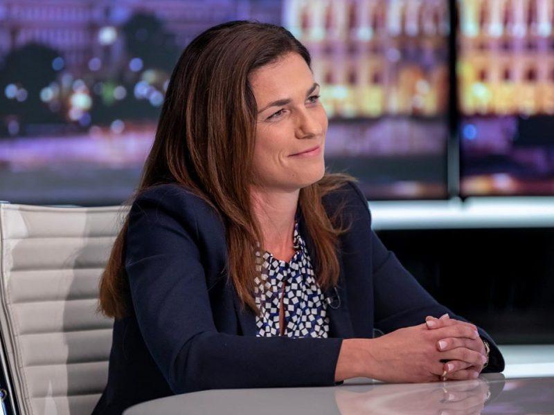Minister sprawiedliwości Węgier Judit Varga/