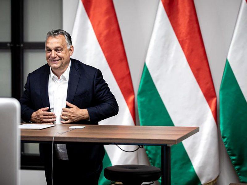 Premier Viktor Orban twierdzi, że wyrok TSUE nie jest w interesie UE.