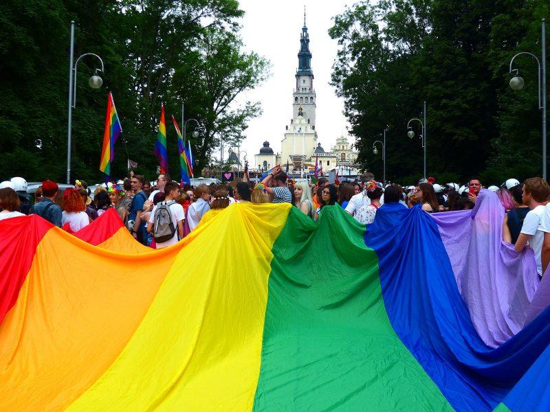 Marsz Równości Częstochowa 2019 prawa LGBT+