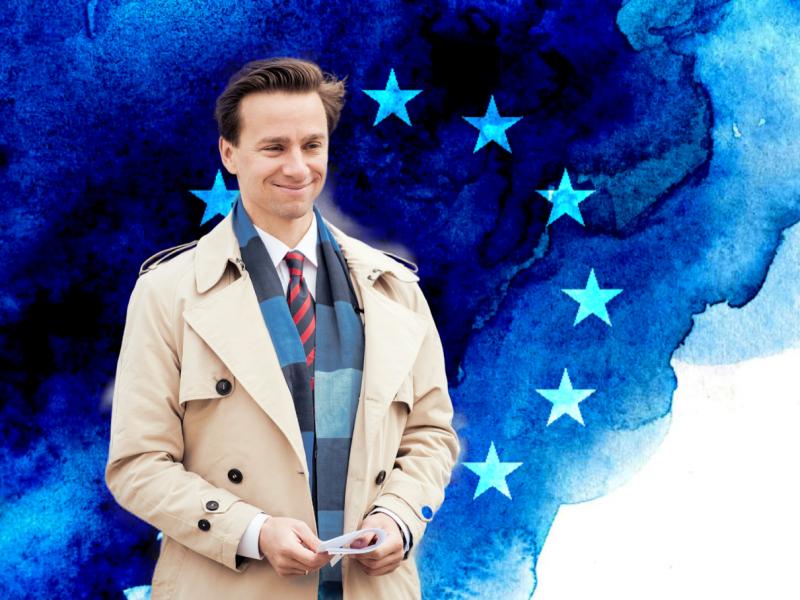 Krzysztof Bosak, fot. Twitter Krzysztofa Bosaka, Opracowanie: EURACTIV.pl