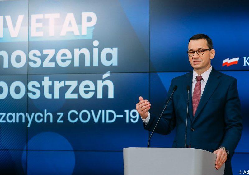 Premier Mateusz Morawiecki, fot. KPRM [Twitter]