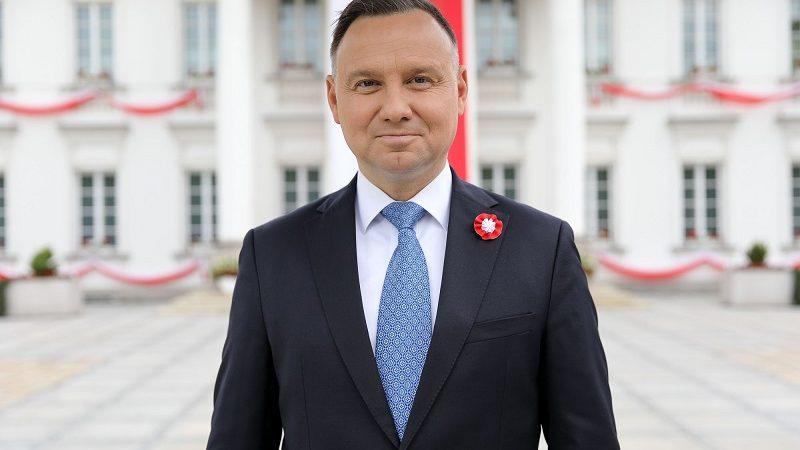 Prezydent Andrzej Duda, orędzie z okazji konstytucji 3 maja, źródło Jakub Szymczuk KPRP