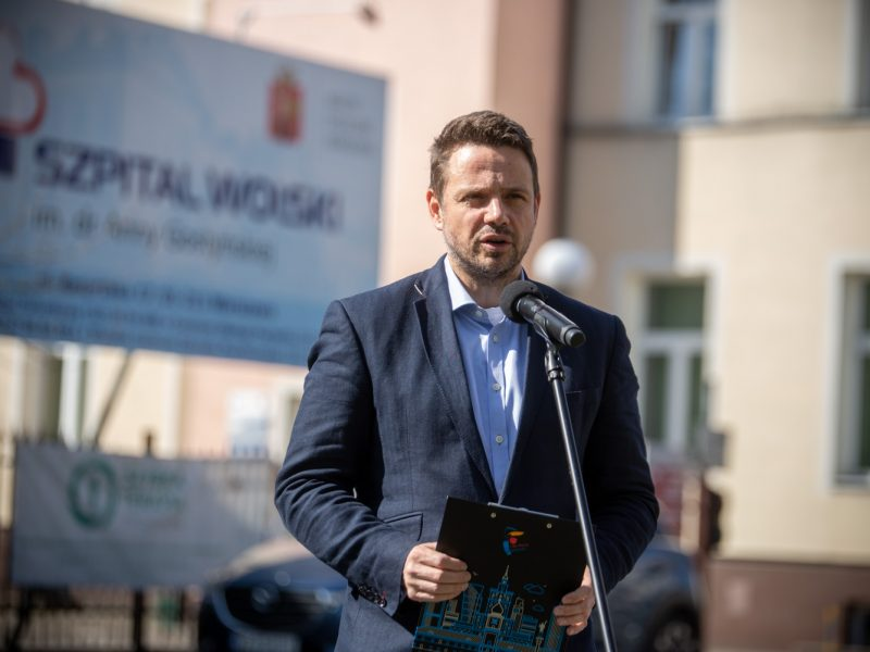 Prezydent Warszawy Rafał Trzaskowski, fot. Facebook