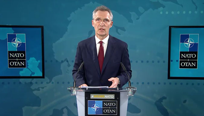 """Sekretarz Generalny NATO Jens Stoltenberg: """"Rosja i Chiny chcą podczas pandemii destabilizować Zachód"""", źródło zdjęcia: www.nato.int (CC BY 4.0)"""